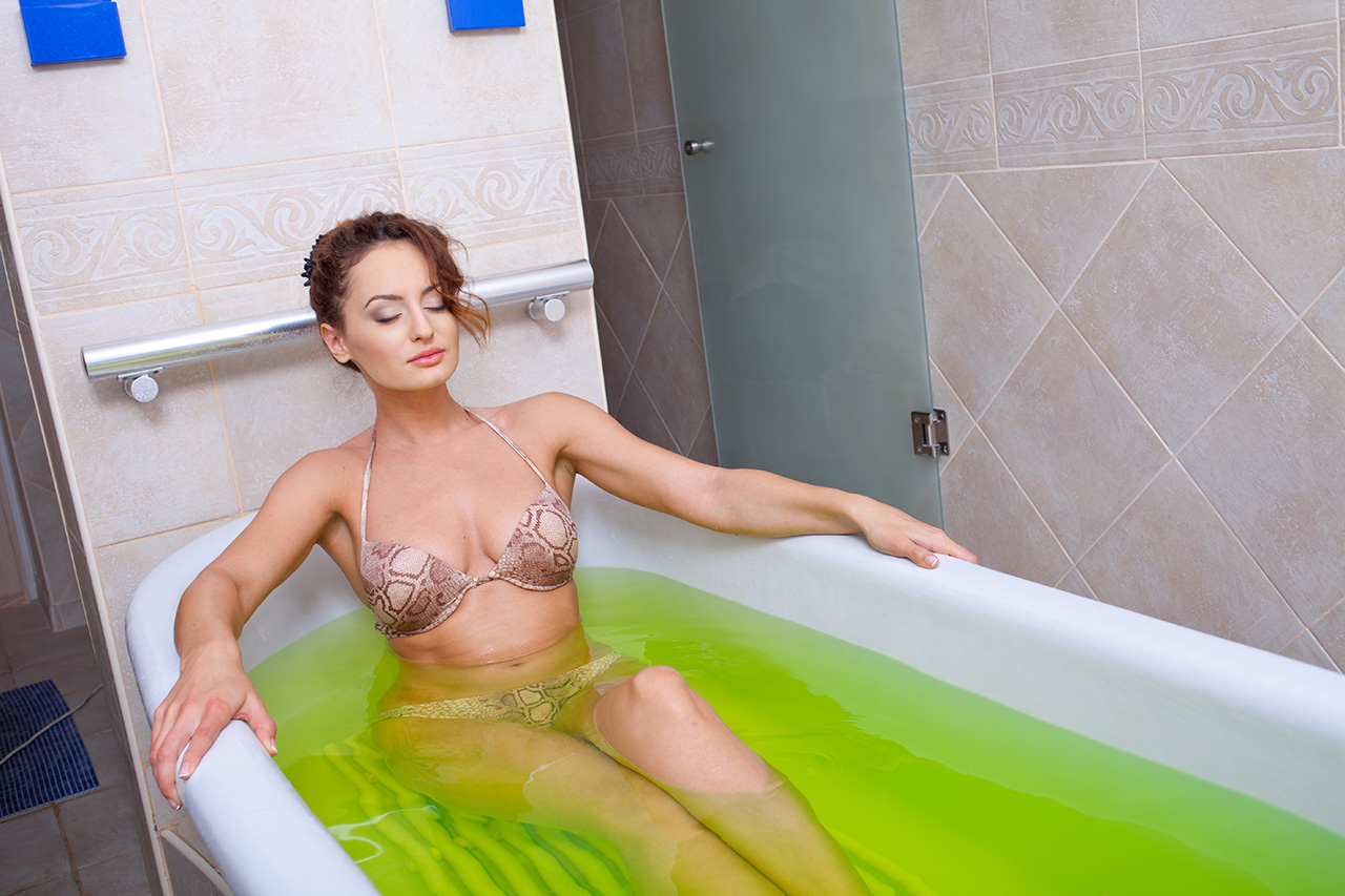 Серные ванны в домашних условиях как 984