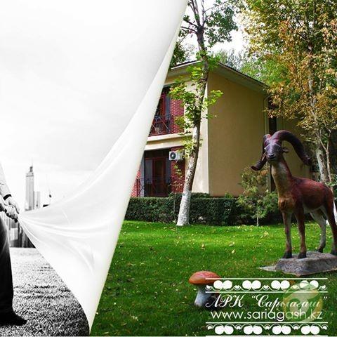 Более 60 лет санаторий «Сарыагаш»