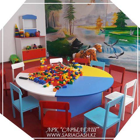 Детская игровая комната в санатории