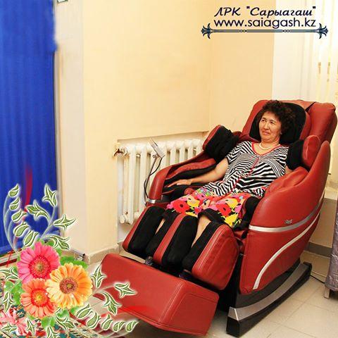 Массажные кресла Irest